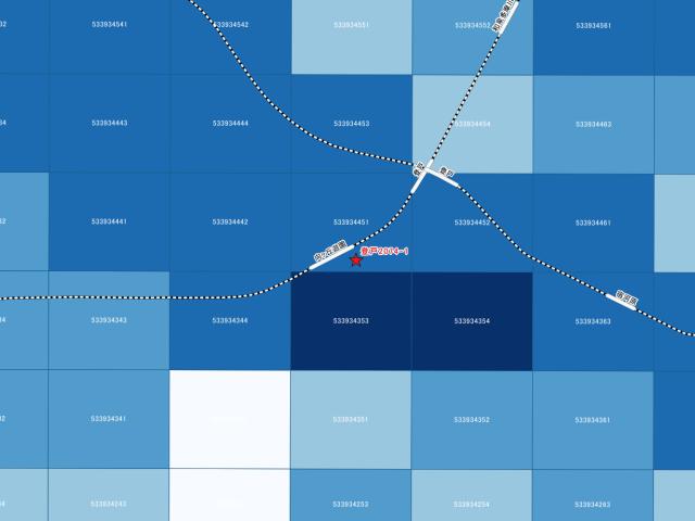 GIS図形マップ