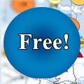無料で使えるGIS、統計地図データ(小)